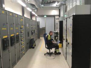 Drifttagning av kylackumulator Uppsala